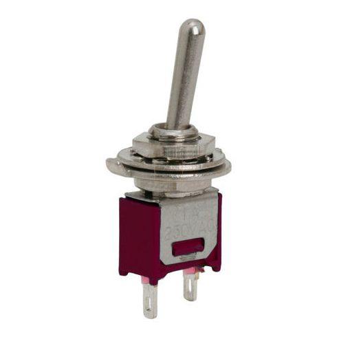 Kapcsoló készülékkapcsoló nyelves 1P 250VAC 1A OFF-ON