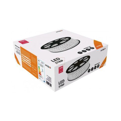 Led fénykábel 230V, 4,8W/m IP67 4000K (Avide) AKCIÓS!!!