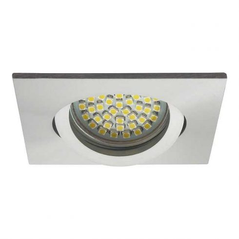 Spot lámpatest szögletes billenthető aluminium Kanlux