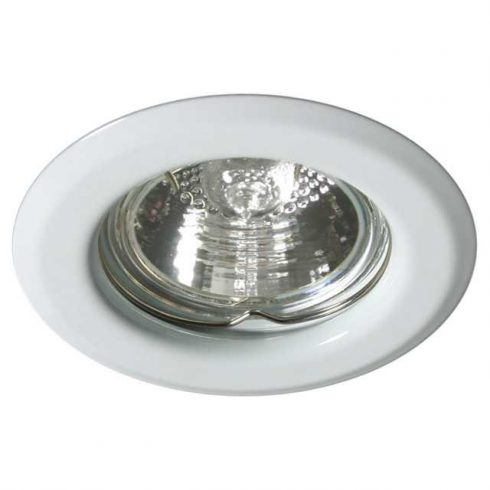 Spot lámpatest Fehér CT-2114-W Kanlux