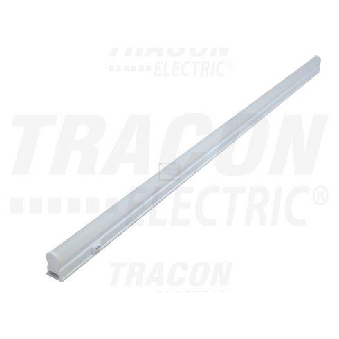 Bútorvilágító led 10W kapcsolós 800Lumen 4500K 60cm (Tracon)