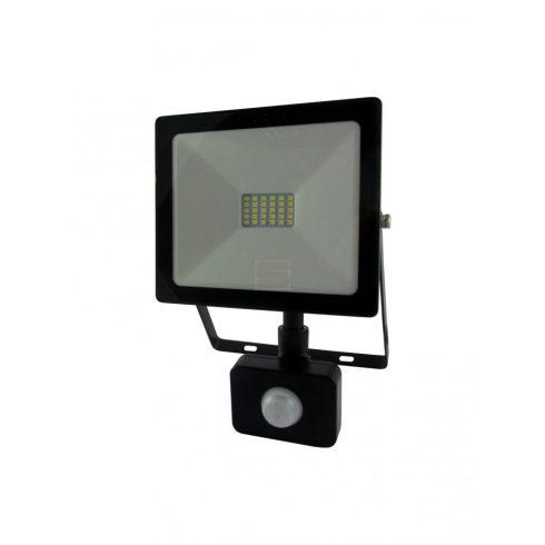 Led Reflektor 20W IP64 4200K 1600lm Mozgásérzékelős Trixline ((AKCIÓS!!!))
